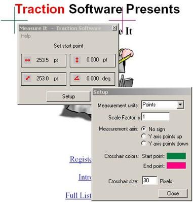 PDF Measure It 1.08 screenshot