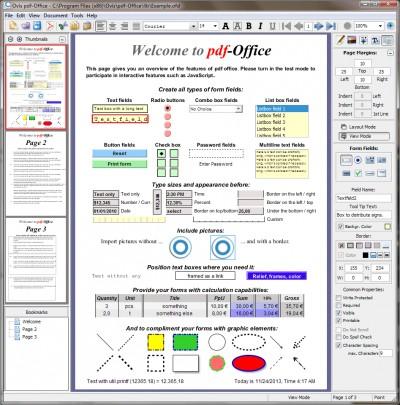 pdf-Office Professional 14.1 screenshot