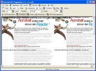PDF PageMelter 2.26 screenshot