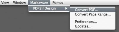 PDF2DTP Bundle2015 screenshot