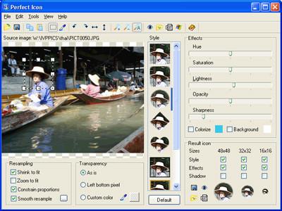 Perfect Icon 2.45 screenshot