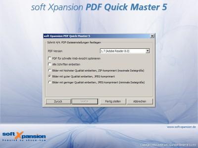Perfect PDF Master 5 5.0 screenshot
