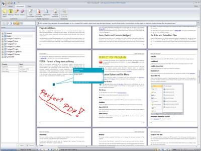 Perfect PDF Reader 8.1 screenshot