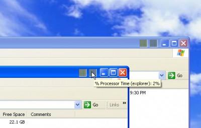 Performance Window 1.4.3 screenshot