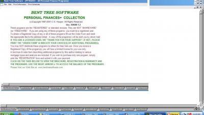 Personal Finances+ 1.2 screenshot