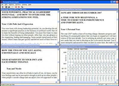 Personal Numerologist 5.1.4 screenshot