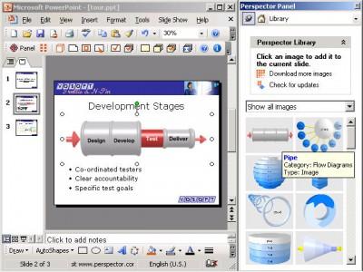 Perspector Standard Edition 4.2 screenshot