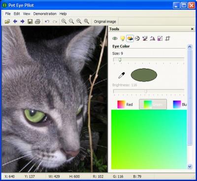 Pet Eye Pilot 3.7.4 screenshot