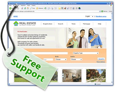 PG Real Estate Solution 2013.2 screenshot