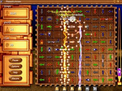 Pharaoh`s Arrows 1.0 screenshot