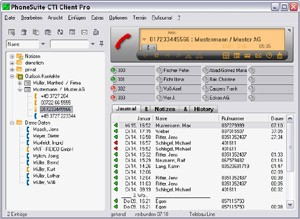PhoneSuite Standard 2.1.090 screenshot