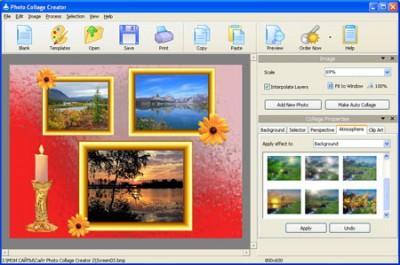 Photo Collage Creator 4.47 screenshot