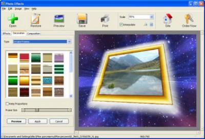 Photo Effects 3.17 screenshot