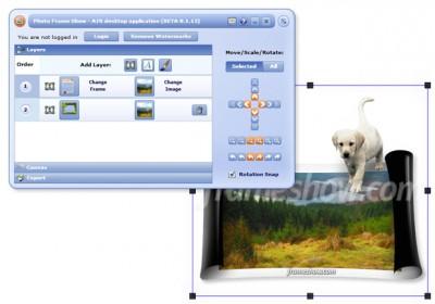 Photo Frame Show 1.0.16 screenshot
