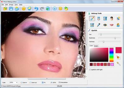 Photo Makeup Editor 2,05 screenshot