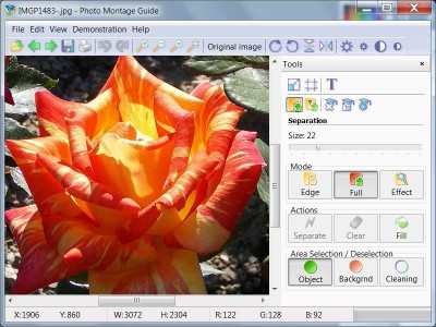 Photo Montage Guide 2.2.11 screenshot