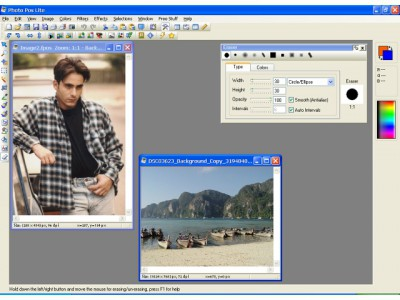 Photo Pos Lite photo editor 1.90.5 screenshot