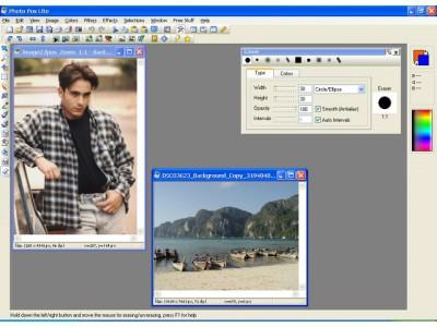 Photo Pos Lite photo editor 1.90.5 screenshot