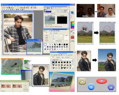 Photo Pos Pro 1.2.7 screenshot