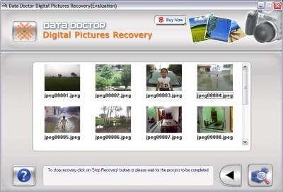 Photo Recovery Software 3.0.1.5 screenshot