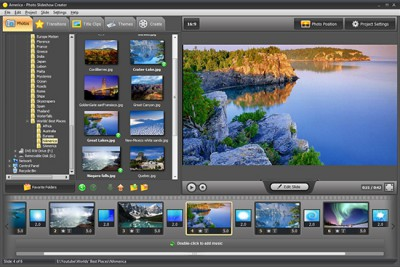 Photo Slideshow Creator 4.31 screenshot