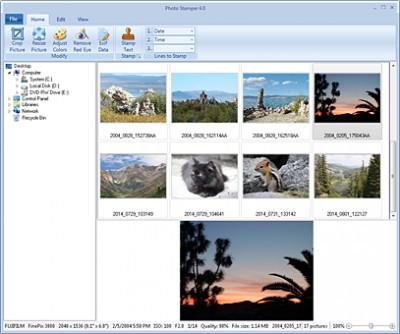 Photo Stamper 4.0 screenshot