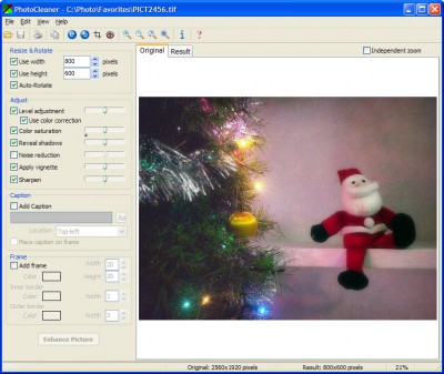 PhotoCleaner Basic 3.4 screenshot