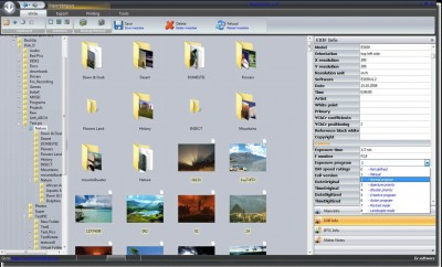 PhotoInfoEx 1.33 screenshot