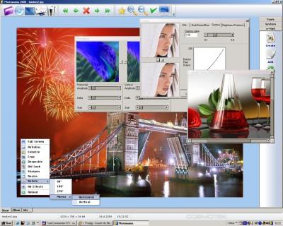 Photomania Deluxe 6.59 screenshot