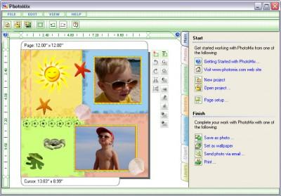 PhotoMix 5.3.2 screenshot