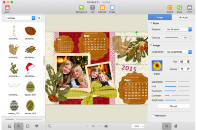 Picture Collage Maker for Mac 3.6.8.1 screenshot