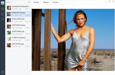 Picture Resize Genius 4.2.253 screenshot