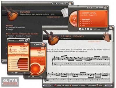 Piezas Clasicas para Guitarra - Vol 1 5.5 screenshot