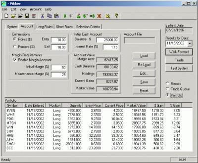 Advance Stock Pattern Scanner 2.0 Antivirus Scan Report