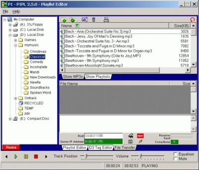 PIPL 2.50 D screenshot