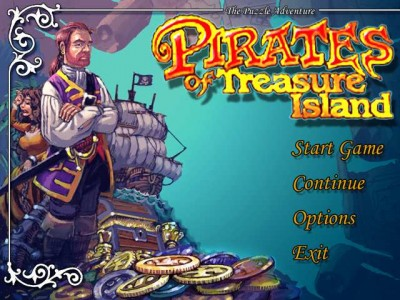 Pirates of Treasure Island 1.02 screenshot