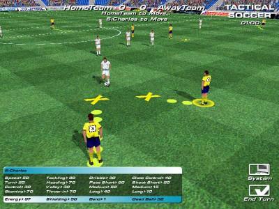 PlaceforGames: Tactical Soccer v1.00 screenshot