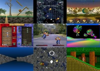 PlayBasic 1.63 screenshot