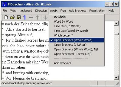 PlCoacher 3.0.3 screenshot