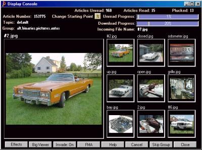 Pluckit 9.5 screenshot