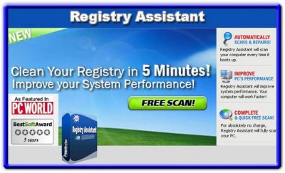 PMD Registry Cleaner Pro 2011.00216 screenshot