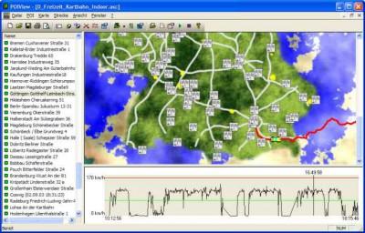 POIView 5.0 screenshot