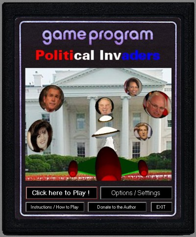 Political Invaders 1.6 screenshot