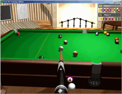 Pool 3D Training Edition 1.504 screenshot