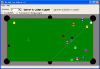 Pool Billard 1.0 screenshot