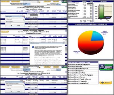 Portfolio Performance Monitoring 2.0 screenshot