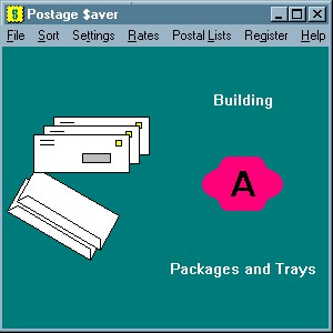 Postage Saver Postal Bulk Mail Sorter (Mac) 8.9.2 screenshot