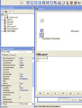 PostgresDAC 3.8 screenshot