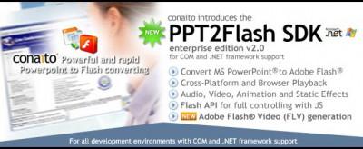 PowerPoint to Flash SDK 2.0 screenshot