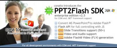 PPT2Flash SDK for .NET ASP.NET COM 2.5 screenshot